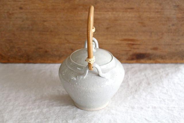 土瓶 石灰 陶器 東屋 画像3