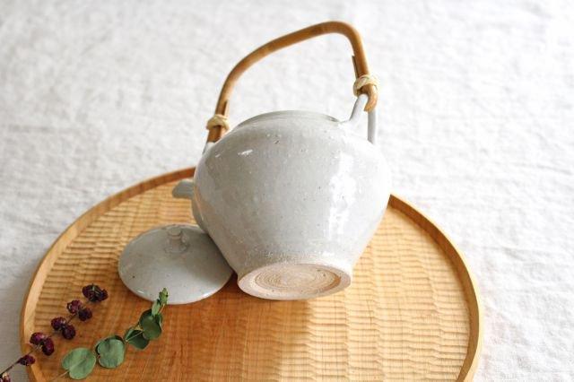 土瓶 石灰 陶器 東屋 画像4