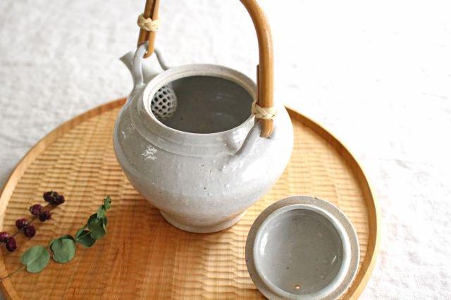土瓶 石灰 陶器 東屋 画像6
