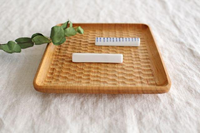 印判箸置き 縁結び 磁器 東屋 画像5