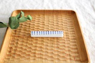 印判箸置き 縁結び 磁器 東屋商品画像