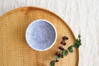 豆皿 印判 ひまわり 磁器 東屋商品画像