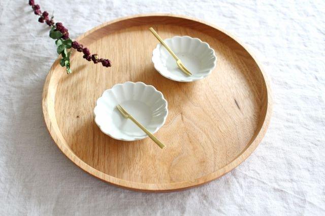 豆皿 土灰 たんぽぽ 磁器 東屋 画像5