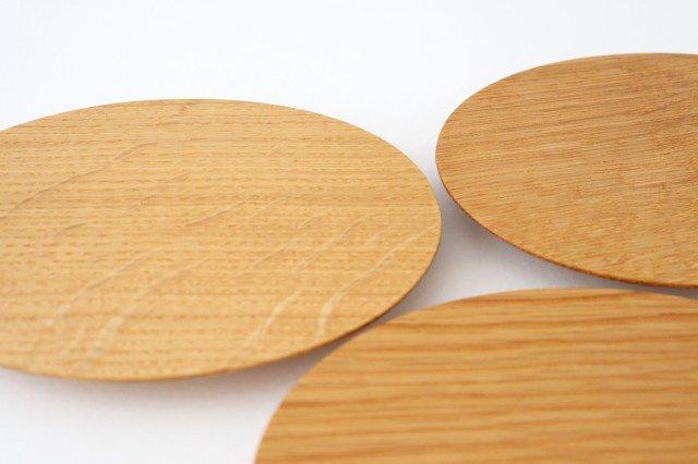 楕円皿 ナラ Semi-Aco 加賀雅之 画像5