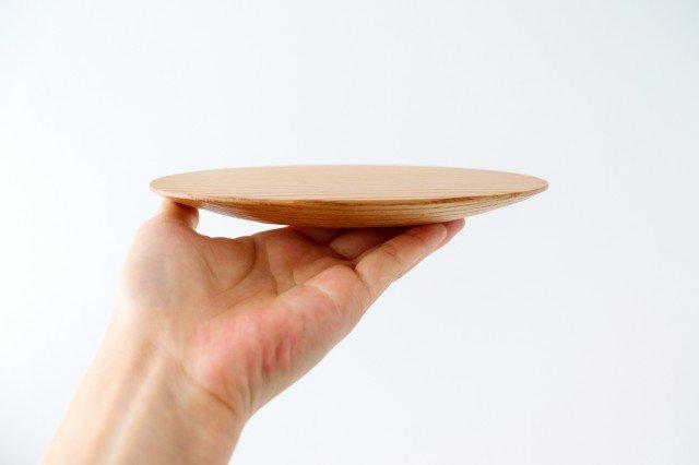 楕円皿 ナラ Semi-Aco 加賀雅之 画像6