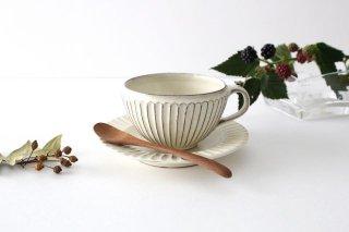 鎬ティーカップ&ソーサー 陶器 後藤義国商品画像