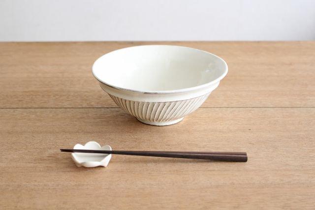 【一点もの】鎬大鉢 陶器 後藤義国 画像5