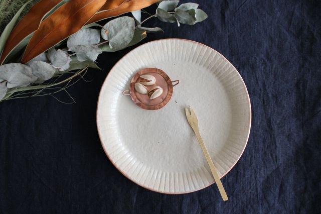 二股フォーク 真鍮 小野銅工店 画像6