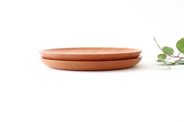 パン皿 24cm チェリー ki-to-te 前田充 画像3