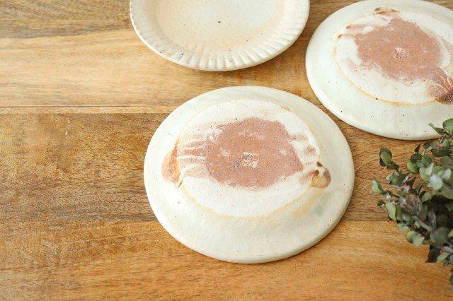 鉄散 ラッフルプレート S 陶器 古谷製陶所 画像3