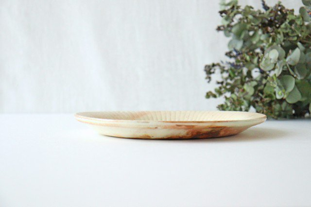 鉄散 ラッフルプレート M 陶器 古谷製陶所 画像2