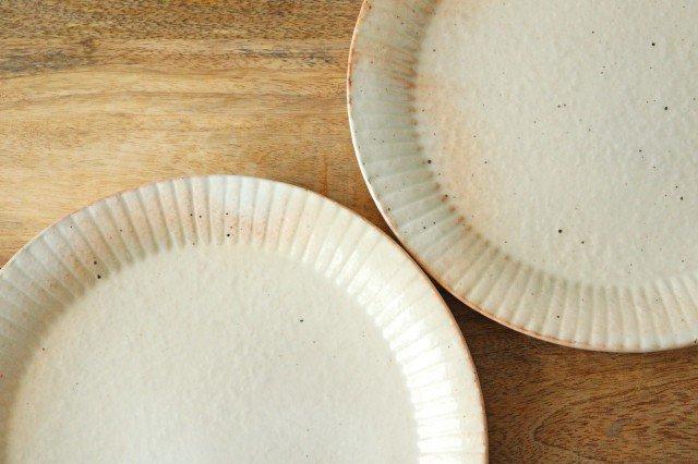鉄散 ラッフルプレート M 陶器 古谷製陶所 画像3
