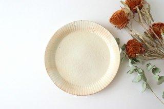 鉄散 ラッフルプレート M 陶器 古谷製陶所商品画像