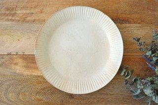 鉄散 ラッフルプレート L 陶器 古谷製陶所商品画像