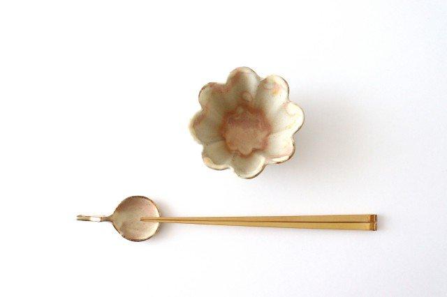 粉福花カップ 陶器 木のね 画像5