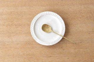 月桂樹 12cm小皿 陶器 小林朋子商品画像