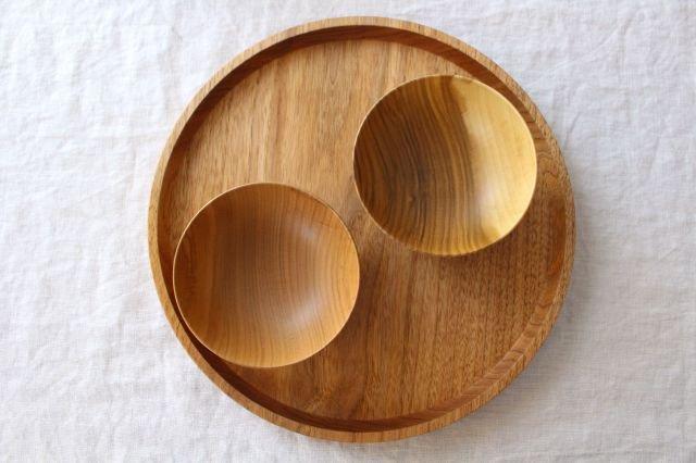 こども飯椀 ナチュラル さくら 白鷺木工 画像3