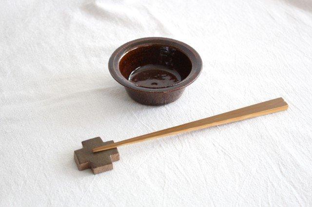 飴釉 耐熱豆鉢 陶器 古谷製陶所 画像3