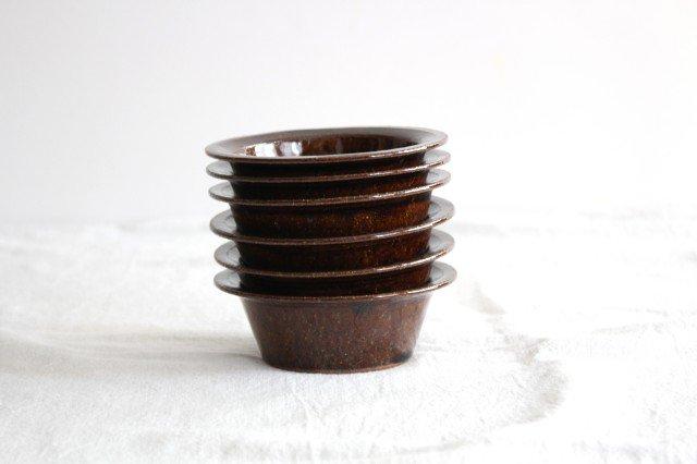 飴釉 耐熱豆鉢 陶器 古谷製陶所 画像5