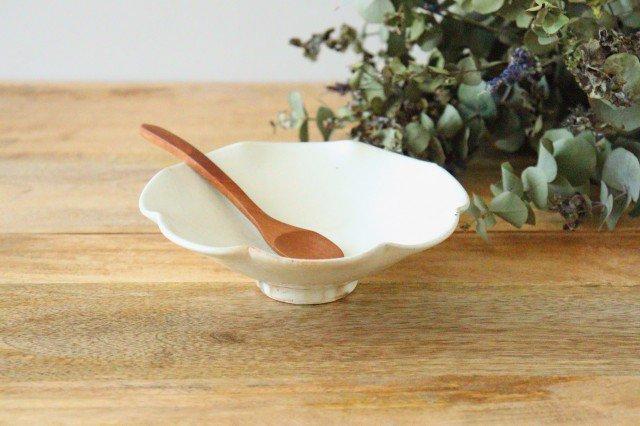 鉄散 輪花小鉢 陶器 古谷製陶所 画像4