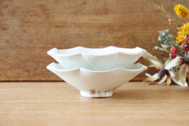 鉄散 輪花小鉢 陶器 古谷製陶所 画像5