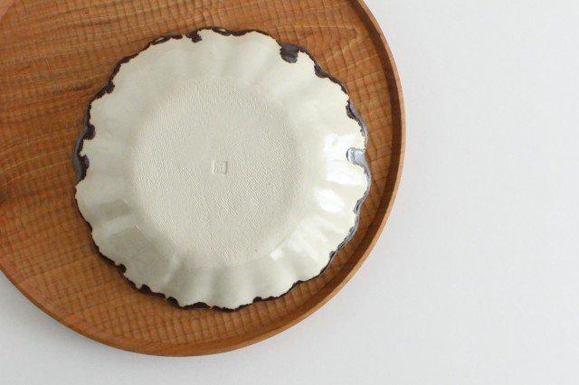 輪花鉢 M 白 半磁器 東月窯 久保 雅裕 画像4