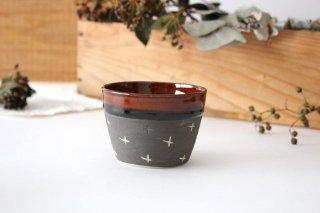 フリーカップ クロス 半磁器 東月窯 久保 雅裕商品画像