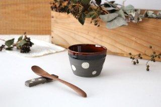 フリーカップ ドット 半磁器 東月窯 久保 雅裕商品画像