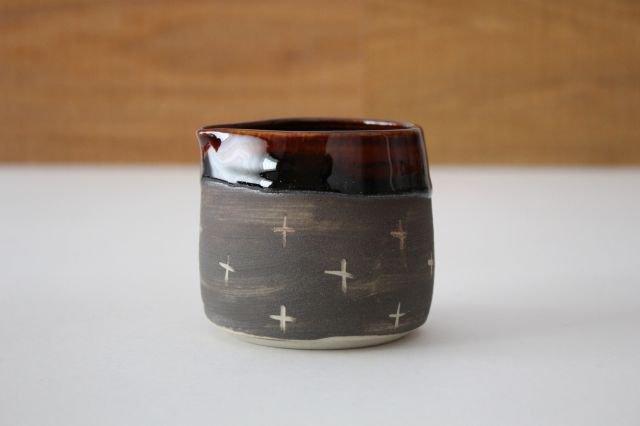 ピッチャー クロス 半磁器 東月窯 久保 雅裕 画像2