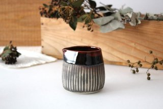 ピッチャー ストライプ 半磁器 東月窯 久保 雅裕商品画像