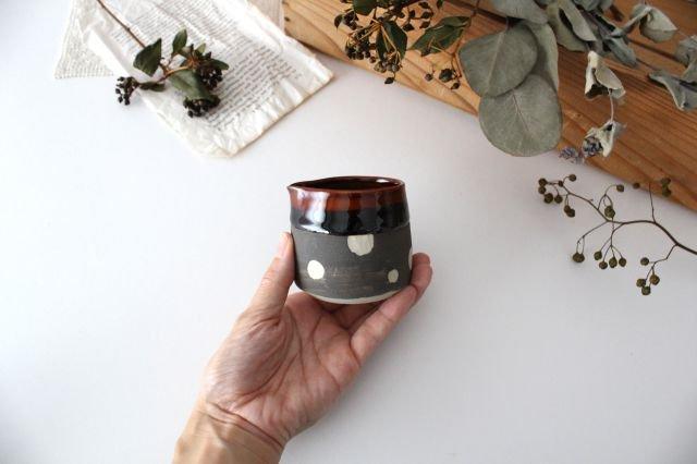 ピッチャー ドット 半磁器 東月窯 久保 雅裕 画像3