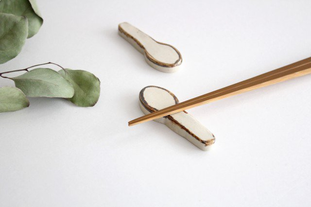 箸置き スプーン 半磁器 東月窯 久保 雅裕 画像3