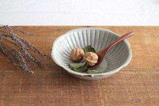 輪花鉢 墨入貫入 陶器 はなクラフト商品画像