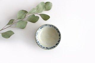3寸豆皿 花唐草紋 陶器 石井桃子商品画像