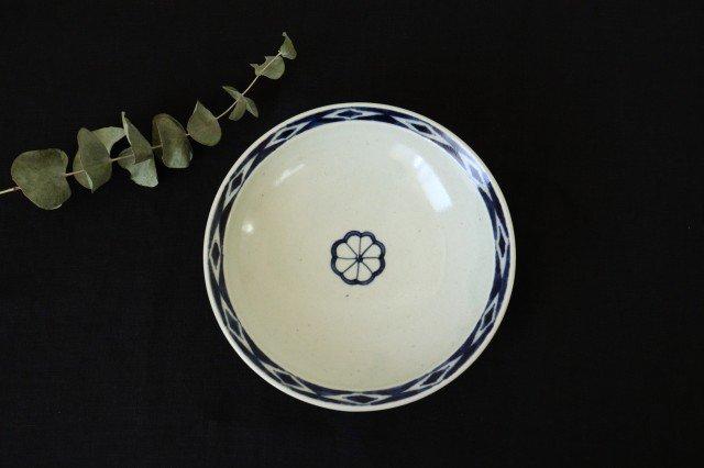 浅鉢 古紋柄 陶器 石井桃子