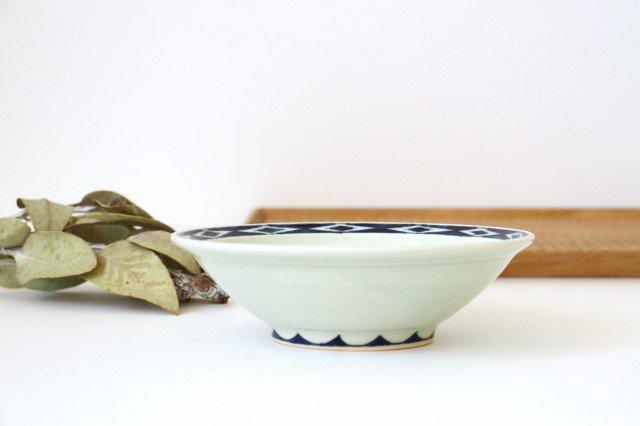 浅鉢 古紋柄 陶器 石井桃子 画像2