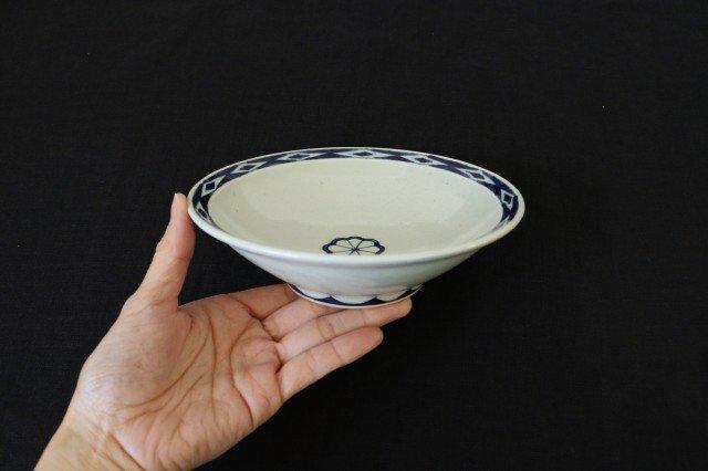 浅鉢 古紋柄 陶器 石井桃子 画像5
