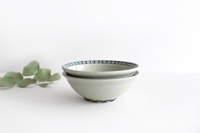 5寸リム鉢 ネコ柄 陶器 石井桃子 画像5