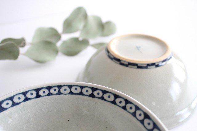 5寸リム鉢 ネコ柄 陶器 石井桃子 画像6