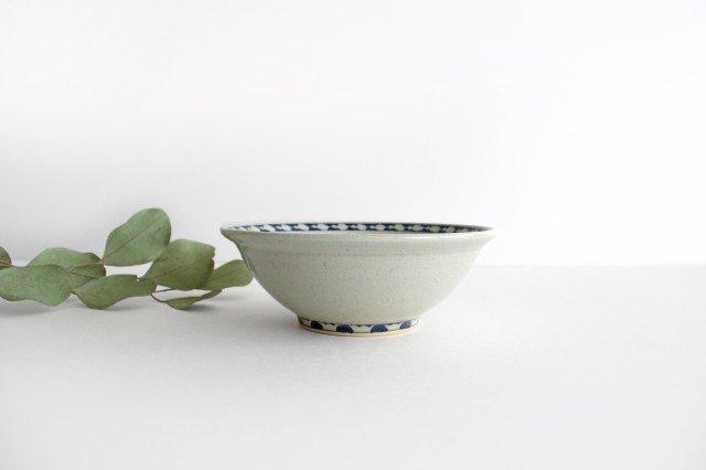 5寸リム鉢 ウシ柄 陶器 石井桃子 画像2