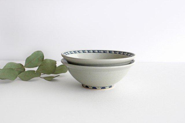 5寸リム鉢 ウシ柄 陶器 石井桃子 画像4