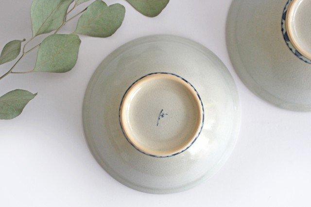 5寸リム鉢 ウシ柄 陶器 石井桃子 画像5