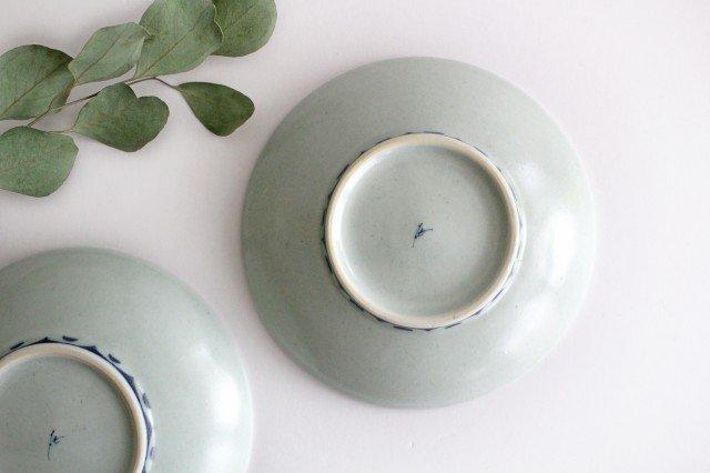 6寸皿 ゾウ柄 陶器 石井桃子 画像4