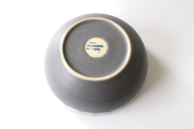 丸模様ボウル 陶器 古川まみ 画像3