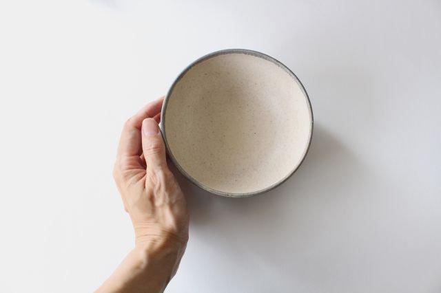 丸模様ボウル 陶器 古川まみ 画像4