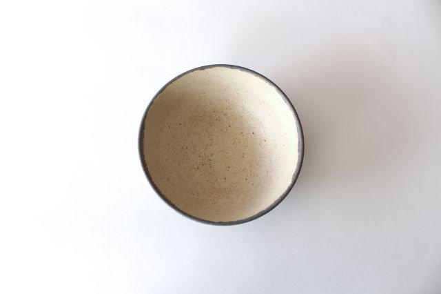 ストライプ飯碗 陶器 古川まみ 画像3