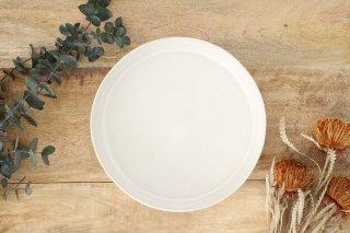 深皿 大 白 陶器 直井真奈美商品画像