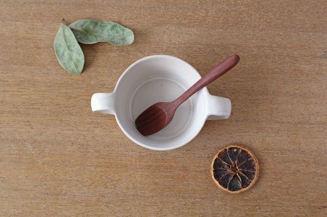 こどもカップ 白 陶器 直井真奈美 画像6