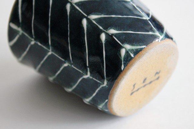 森のカップ 陶器 sen 波佐見焼 画像3