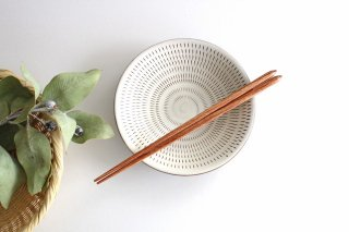 5寸皿 トビカンナ 陶器 小石原焼商品画像